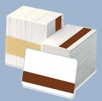 Magnetic stripe cards / 500 Pcs