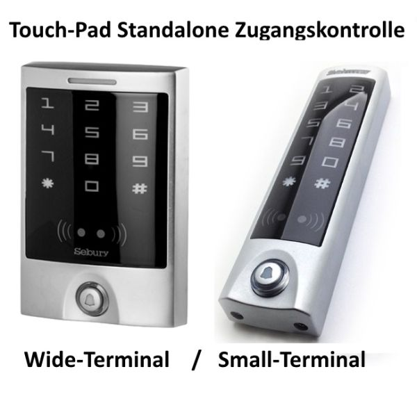 Stand alone Acces Control S-Touch